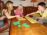 Spillendebørn